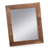 Dřevěný rám Antik zrcadlo 40x50 cm