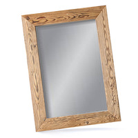Dřevěný rám DUO zrcadlo 40x60 cm