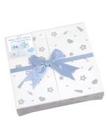 Modré dětské fotoalbum Baby nursery 10x15/200F popis modré Innova Editions Ltd