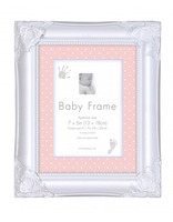 Dětský fotorámeček 18x23/13x18 BABY ROCOCO růžový Innova Editions Ltd