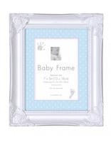 Dětský fotorámeček 18x23/13x18 BABY ROCOCO modrý Innova Editions Ltd