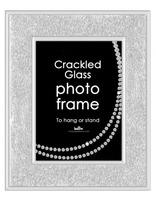 Skleněný fotorámeček Crackled Mirror 10x15 Innova Editions Ltd