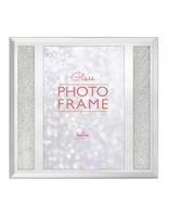 Skleněný fotorámeček s krystaly 10x15 Innova Editions Ltd