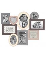 Stylový retro fotorámeček na více foto Innova Editions Ltd