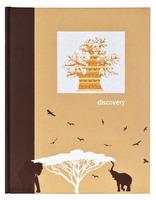 Samolepící fotoalbum 25x32/30stran DISCOVERY Baobab Innova Editions Ltd