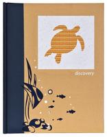 Samolepící fotoalbum 25x32/30stran DISCOVERY turtle Innova Editions Ltd