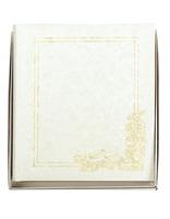 Svatební fotoalbum 28x32/80s. TRADITIONAL WEDDING Innova Editions Ltd