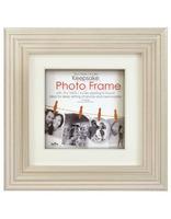 Čtvercový fotorámeček KEEPSAKE 25x25 s paspartou Ivory Innova Editions Ltd