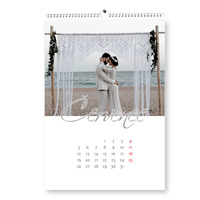 Kalendář A3 na výšku hand